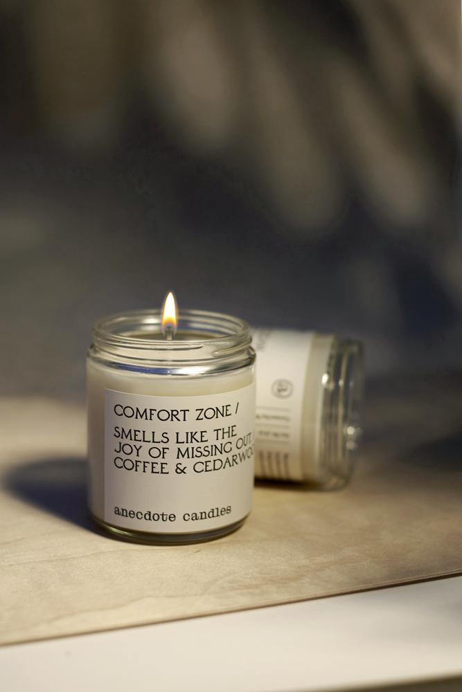 Anecdote candles 6