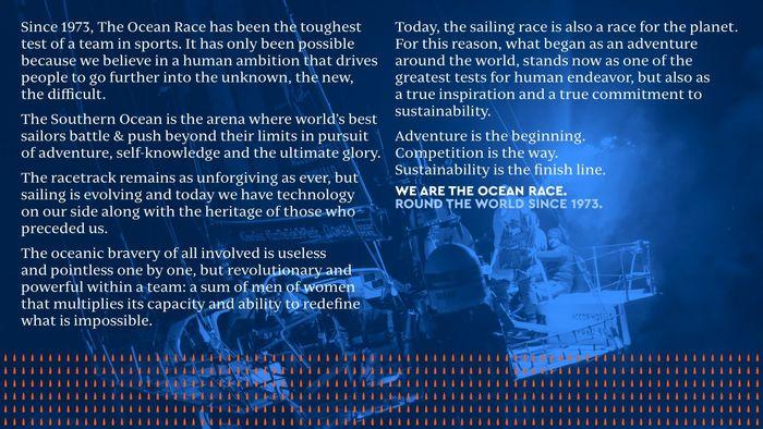 The Ocean Race rebranding 6