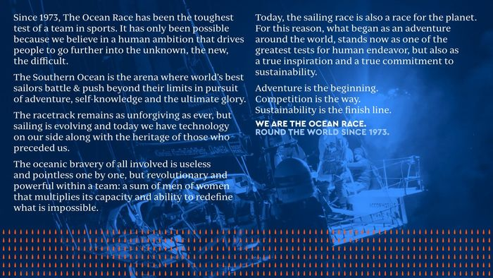 The Ocean Race rebranding 6