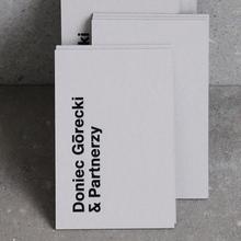 Doniec Górecki & Partnerzy identity