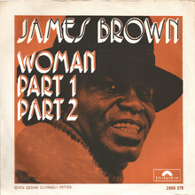 """Woman"" – James Brown (Belgium, France)"