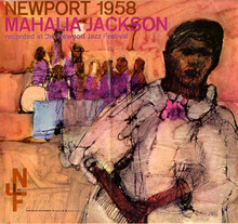 <cite>Newport 1958</cite>, Columbia Records
