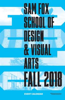 Sam Fox School Fall 2018 Calendar