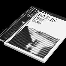 <cite>Paris 巴黎 Zine</cite>