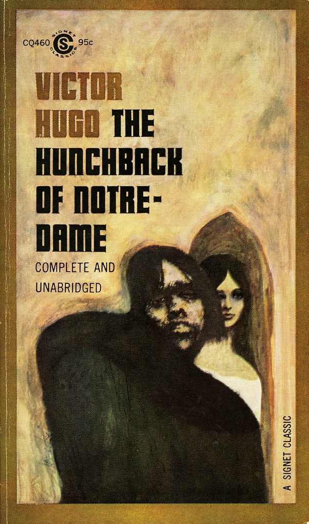 The Hunchback of Notre-Dame by Victor Hugo (Signet Books)