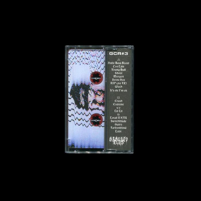 Cassette front