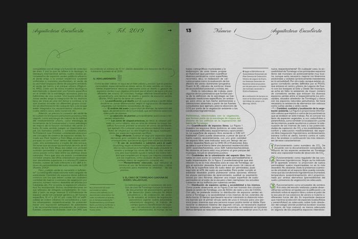 Arquitectura Encubierta, No.1 4