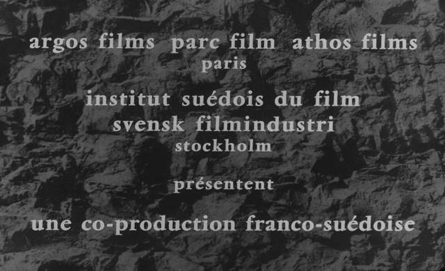 Au Hasard Balthazar (1966) titles 2