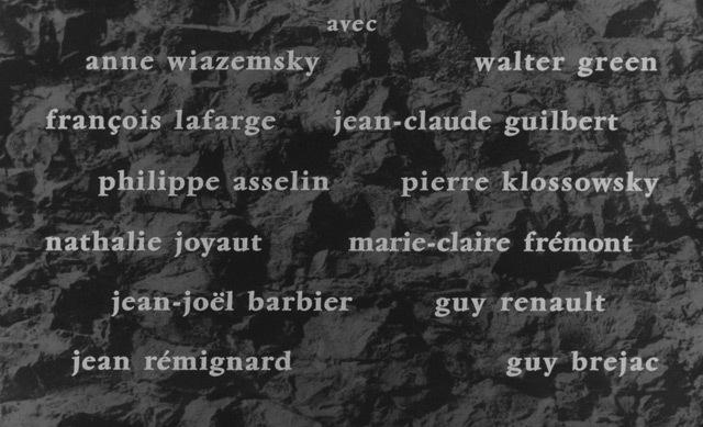 Au Hasard Balthazar (1966) titles 5