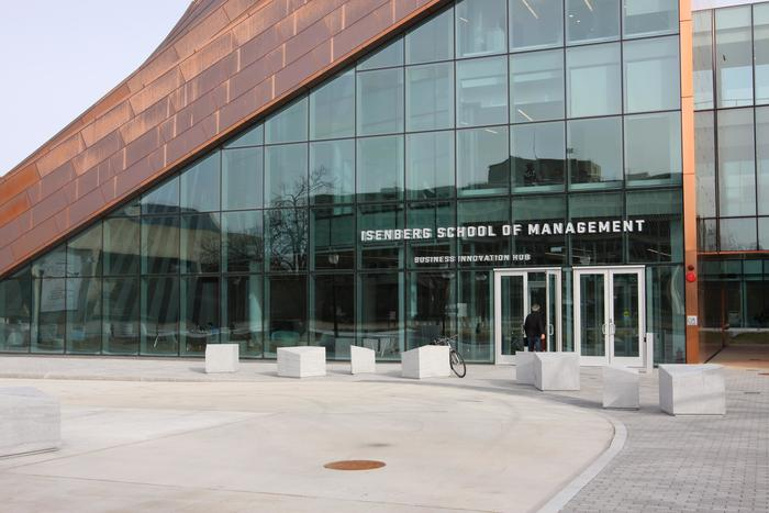 UMass Amherst Isenberg School of Management Business Innovation Hub 1
