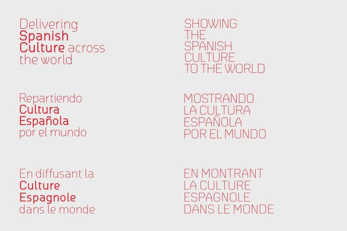 Spain Arts and Culture brand (2011–) 3