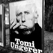 Tomi Ungerer at Villa Bernasconi