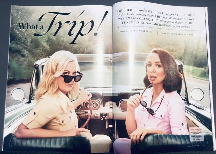 Vanity Fair, April 2019 1