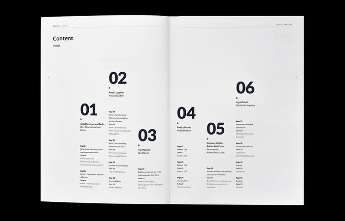 BeWest Berlin editorial design 2