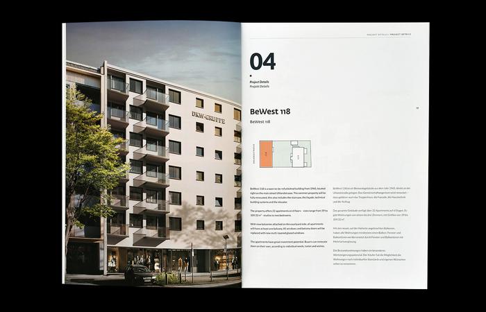 BeWest Berlin editorial design 7