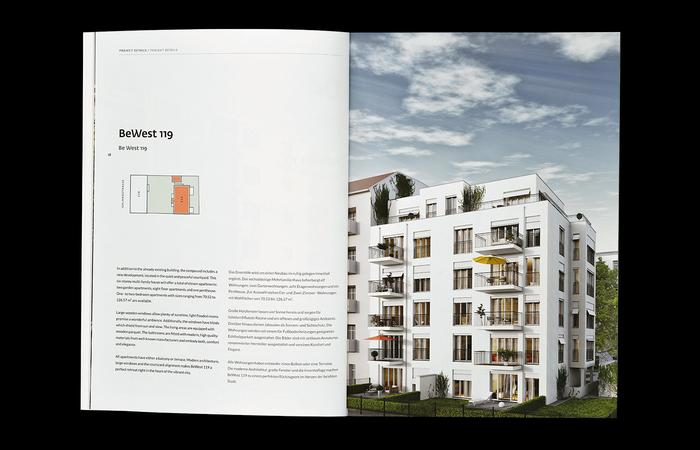 BeWest Berlin editorial design 8