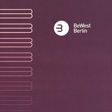 BeWest Berlin editorial design