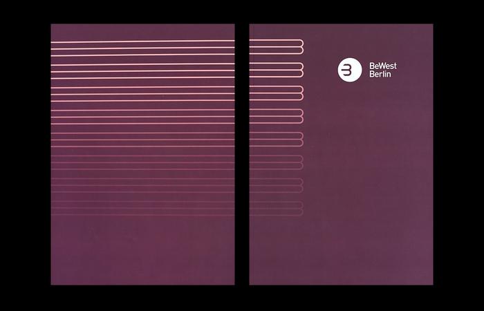 BeWest Berlin editorial design 1