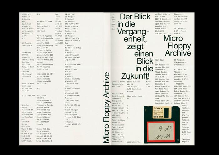 Micro Floppy Archive 1
