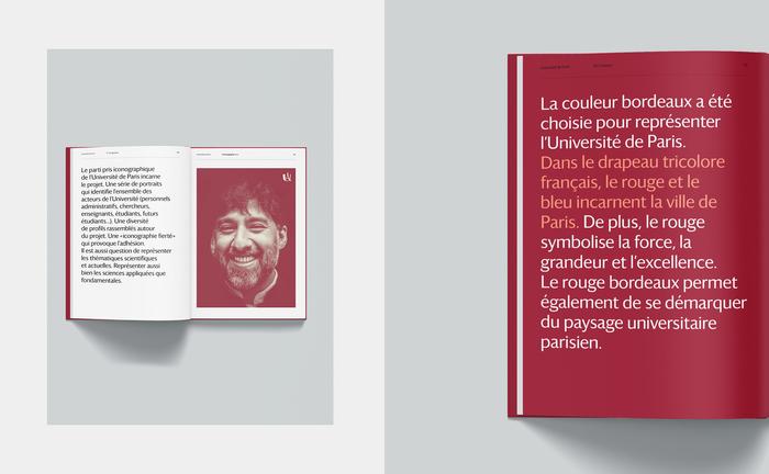 Université de Paris identity 5