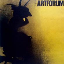 <cite>Artforum</cite>, 1962