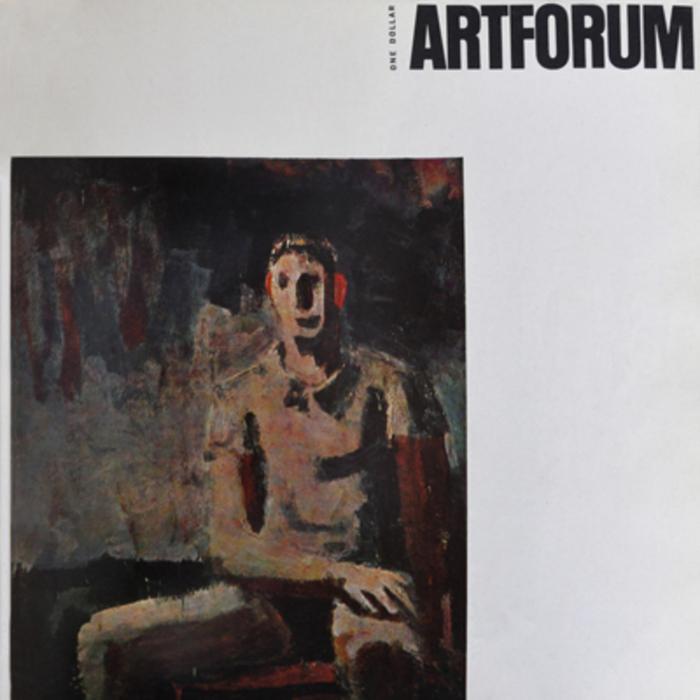 Artforum, 1962 2