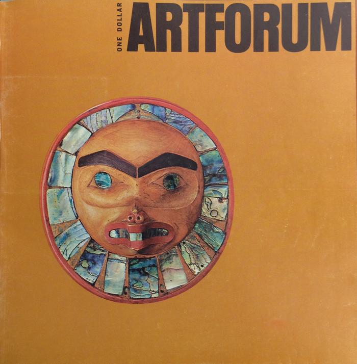 Artforum, 1962 3
