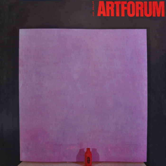 Artforum, 1962 6
