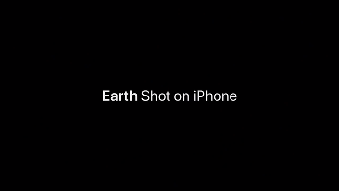 "Apple iPhone ad: ""Earth Shot on iPhone / Don't mess with Mother"" 6"
