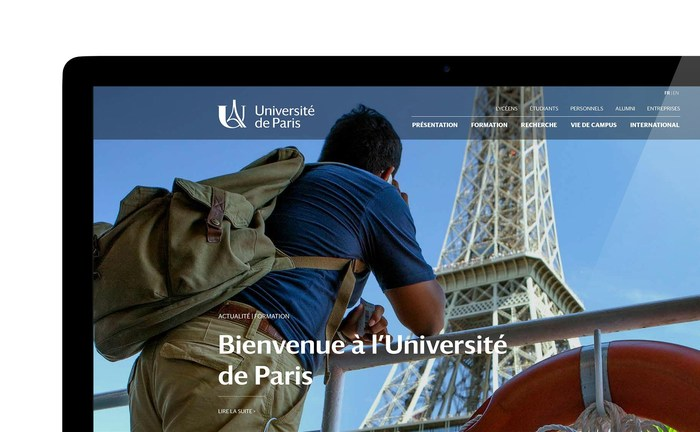 Université de Paris identity 9