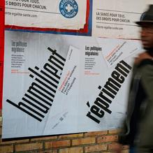 Les Politiques Migratoires poster series