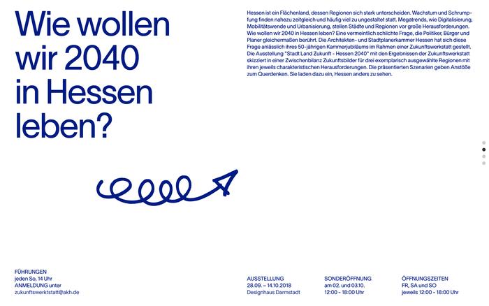 Stadt Land Zukunft – Hessen 2040 5