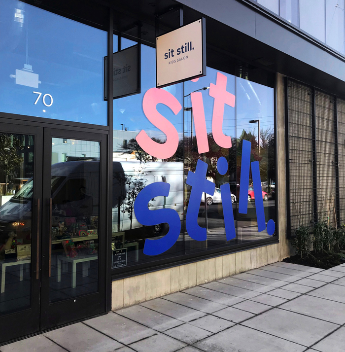 Sit Still Kid's Salon 1