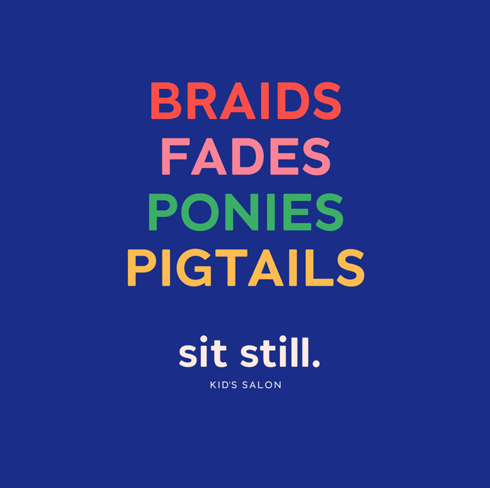 Sit Still Kid's Salon 6