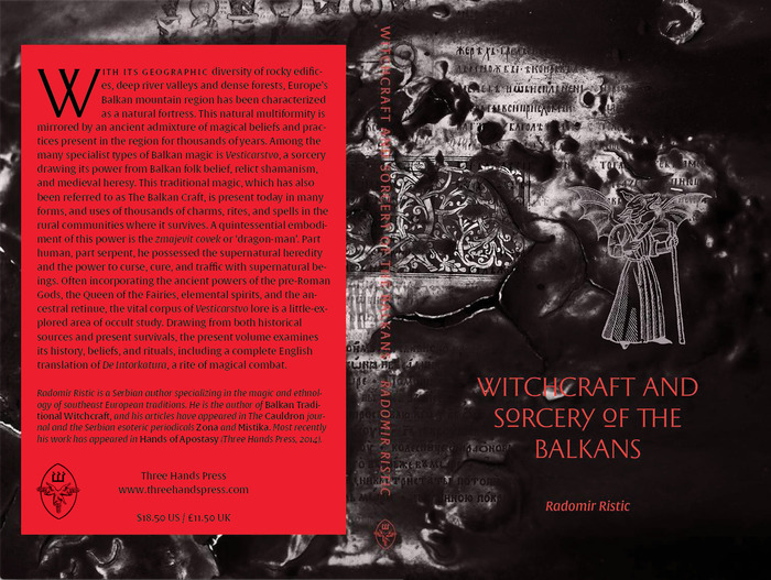 Witchcraft And Sorcery of the Balkans by Radomir Ristic 3