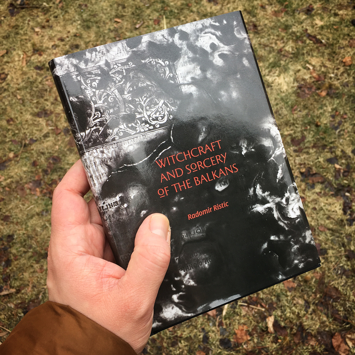 Witchcraft And Sorcery of the Balkans by Radomir Ristic 4