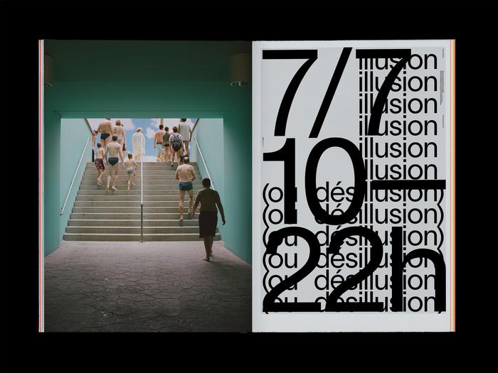 Nizar Kazan for Soirée Graphique 2