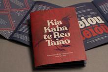 <cite>Kia Kaha Te Reo Taiao</cite>