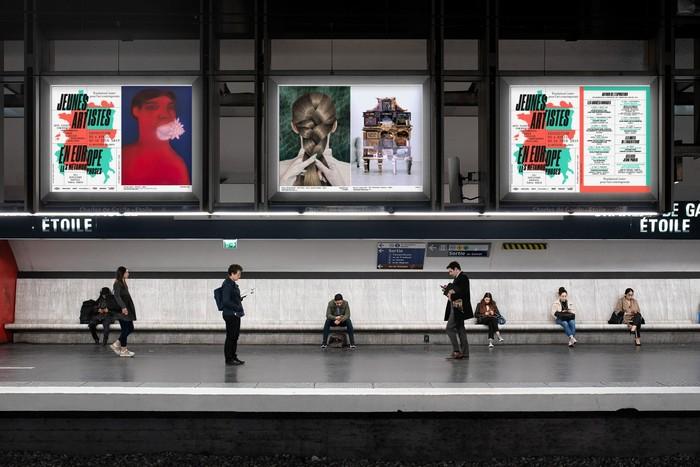 Jeunes Artistes en Europe. Les Métamorphoses at Fondation Cartier 2
