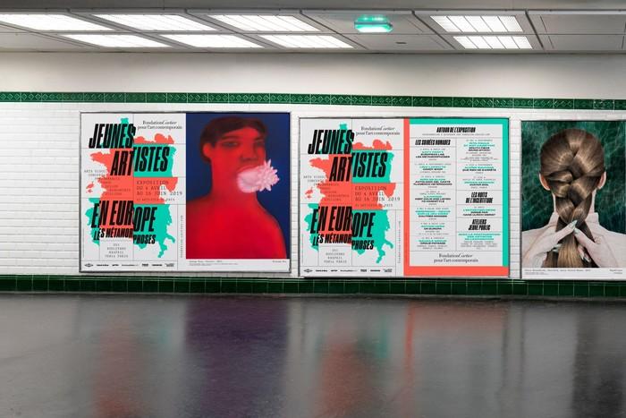 Jeunes Artistes en Europe. Les Métamorphoses at Fondation Cartier 3