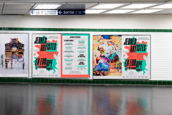 Jeunes Artistes en Europe. Les Métamorphoses at Fondation Cartier 4