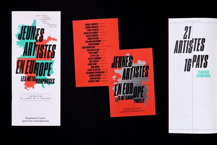 Jeunes Artistes en Europe. Les Métamorphoses at Fondation Cartier 5