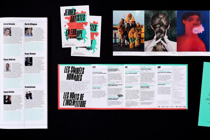 Jeunes Artistes en Europe. Les Métamorphoses at Fondation Cartier 6