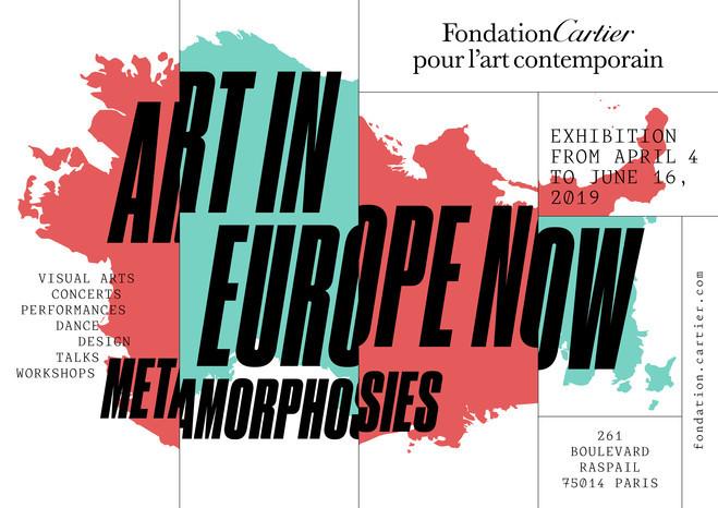 Jeunes Artistes en Europe. Les Métamorphoses at Fondation Cartier 8