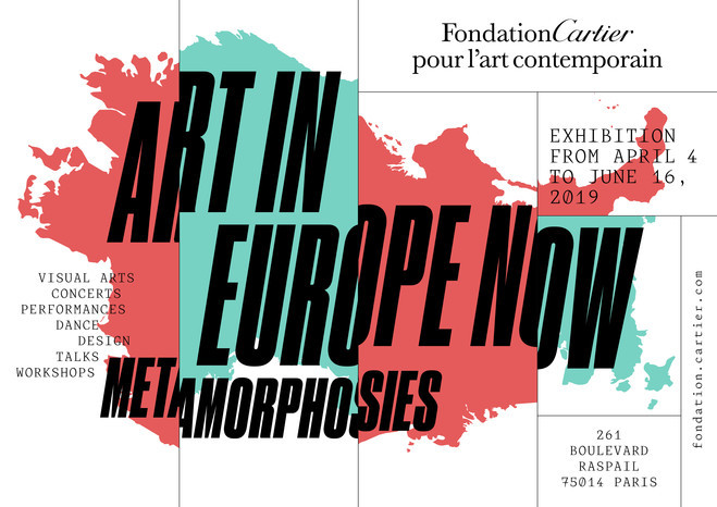 Jeunes Artistes en Europe. Les Métamorphoses 8