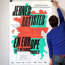 <cite>Jeunes Artistes en Europe. Les Métamorphoses</cite> at Fondation Cartier