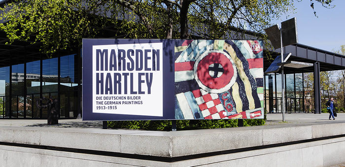 Marsden Hartley: The German paintings 1913–1915 at Neue Nationalgalerie 4