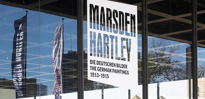 Marsden Hartley: The German paintings 1913–1915 atNeue Nationalgalerie 5