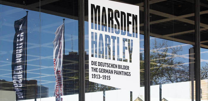 Marsden Hartley: The German paintings 1913–1915 at Neue Nationalgalerie 5
