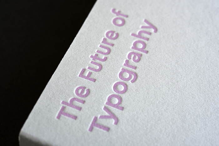 The Future of Typography 1
